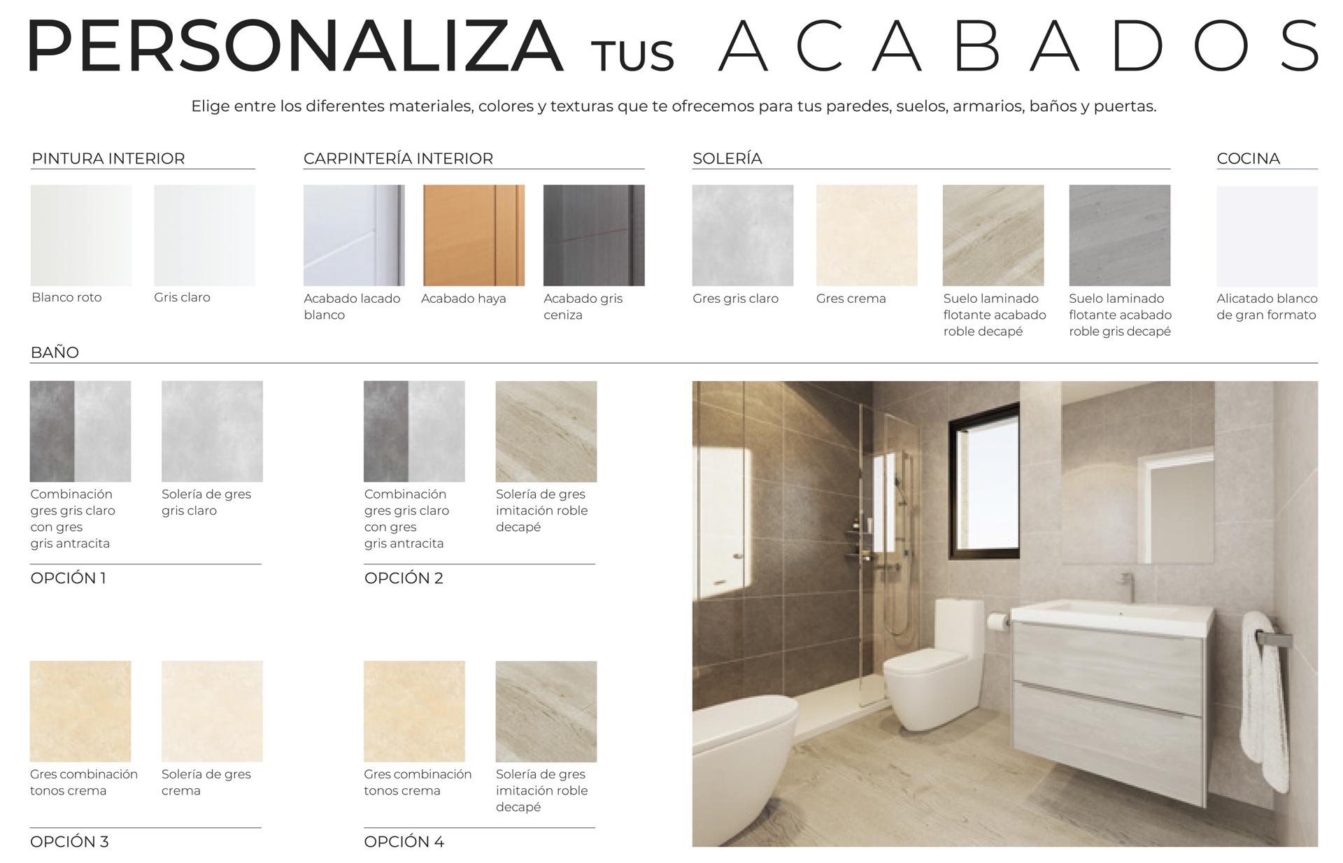 Altos de Pozoalbero | Personalizacion